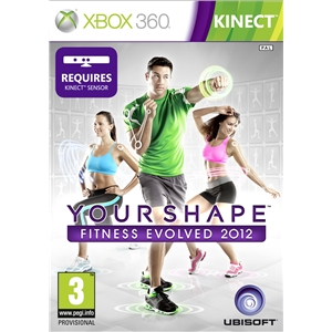 Kinect: Your Shape - Fitness Evolved 2012