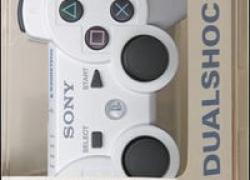 PS3: DualShock 3 Controller (classic white) für 34,55€