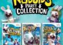 Wii: Rayman Raving Rabbids Triple Pack für 11,00€