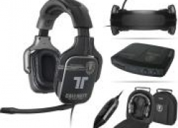 Call of Duty Black Ops Dolby Surround Gaming Headset PS3 & X360 für 73,62€ inkl. Versand