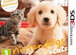 3DS: Nintendogs and Cats für 20,16€ inkl. Versand