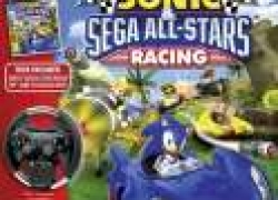 PS3: Sonic & Sega Allstar Racing inkl. Lenkrad für nur 16,90€
