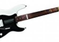 Wii – Wireless Guitar Controller aus Echtholz für 39,99€ inkl. Versand