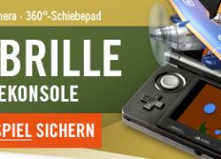 HOT: Nintendo 3DS + Spiel für 253,99€ inkl. Versand
