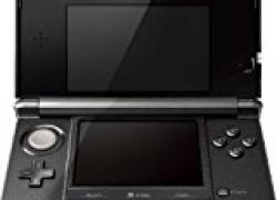 3DS: Nintendo 3DS Konsole Cosmic Black für nur ca. 189,75€