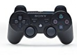 PS3: Playstation 3 DualShock Wireless – Black für 32,68€