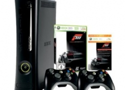 Xbox 360 Super Elite 250GB Forza 3 Bundle