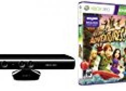 Xbox 360: Kinect Sensor inkl. Kinect Adventures für 115,50€ inkl. Versand