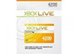 4200 Xbox Live Points für 39,86€ (kein Import)