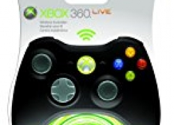 XBOX: Xbox 360 Elite – Wireless Controller (Black) für nur 20,41€ inkl. Versand