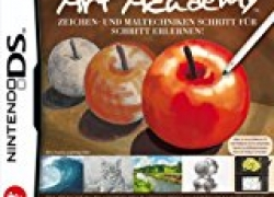 NDS: Art Academy – Zeichen und Maltechnik für 21,99€ inkl. Versand