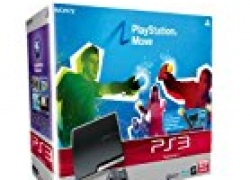 "PS3 Konsole Slim Black 320GB ""Move Starter Pack"" inkl. ""Start the Party"" für 298,99€ inkl. Versand"