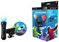 """PS3: Aktion """"17 EUR gespart"""" PS3 Move Starter Pack mit Virtua Tennis 4 für 79,00€"""