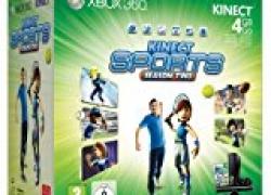 Deal des Tages: Xbox360 4GB + Kinect + Kinect Sports 2 für 259,95 EUR + 20 EUR Rabatt auf ein Spiel