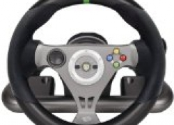 "Xbox: Mad Catz Xbox360 Lenkrad ""Wireless Racing Wheel"" für nur 81,97€"