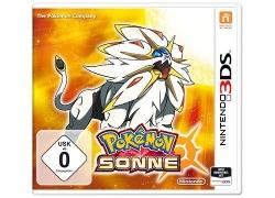 Pokémon Sonne & Mond (3DS) für je 33,19€