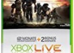 Xbox 360 – LIVE Goldmitgliedschaft im Halo Design (limitiert) 12 + 2 Monate für 29,97€ inkl. Versand