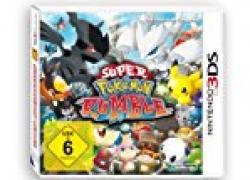 3DS: Super Pokémon Rumble für 33€ inkl. Versand
