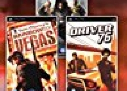 PSP: Prince of Persia 3, Driver & Rainbow Six Vegas für nur 9,99€ zzgl. Versand