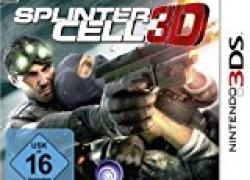 3DS: Splinter Cell 3D und Rayman 3D und zwei weitere Spiele für 44,99€ inkl. Versand
