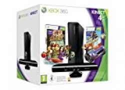 [Aktion] Xbox360 Slim 4GB inkl. Kinect, Kinect Adventures, Joyride und 50€ Gutschein für 279,99€
