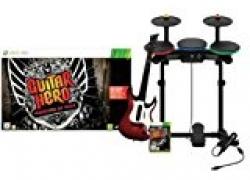 Xbox360: Guitar Hero 6 – Warriors of Rock Bundle für nur 74,04€ inkl. Versand
