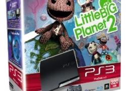 Sony PlayStation 3 Slim Konsole 320GB + LittleBigPlanet 2 für 264,75€