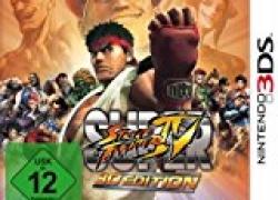3DS: Super Street Fighter IV – 3D Edition als Blitzangebot für 19,99€