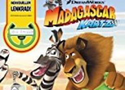 Amazon – Deal der Woche: Madagascar Kartz inkl. Lenkrad (Wii) für 9,99€ zzgl. Versand