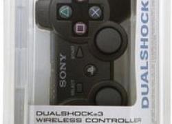 PS3: DualShock 3 Controller (black) für 33,89€ inkl. Versand