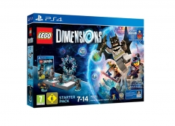 LEGO Dimensions – Starter Pack (PS4, Xbox One, WiiU) für je 39,97€