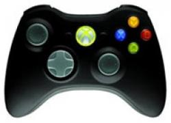 Xbox 360 Wireless Controller (black) für 17,17€ inkl. Versand