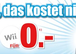 Wii: Gamestop Aktion – Tausche PS Slim gegen Wii für 0€