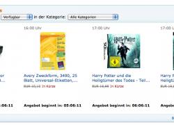 Amazon Blitzangebot: Harry Potter und die Heiligtümer des Todes – Teil 1 für PS3 und DS für ???