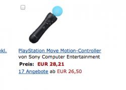 PS3: PS3 Slim 320GB inkl. Move Controller und Sports Champions für nur 299€ inkl. Versand