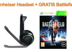 [Aktion] Sennheiser Headset kaufen + GRATIS Battlefield 3 für PC oder X360 dazu bekommen