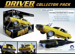 PS3 & XBOX: Driver: San Francisco Collector's Edition (mit Auto) für 37,60€