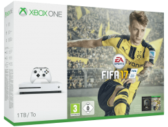 Microsoft Xbox One S 1TB Konsole – FIFA 17 Bundle nur 274€