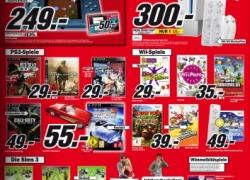 Amazon vs. Media Markt: Übersicht der Videospiele und Konsolen Angebote (PS3 & Wii)