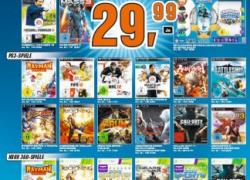 Amazon vs. Saturn: Massig reduzierte Spiele – z.B.: Max Payne 3 für 29,99€