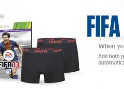 [Aktion] FIFA13 + 2 Boxers für nur ca. 44,42€ (PES 2013 auch verfügbar)