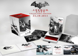 Friendly Reminder: Batman: Arkham City Collector's Edition für PS3 und XBOX360