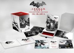 [Pre-Order] Batman: Arkham City Collector's Edition für nur 58,63€ inkl. Versand