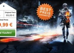 [Pre-Order] PS3 & XBOX: Battlefield 3 Limited Edition für 49,99€ inkl. Versand