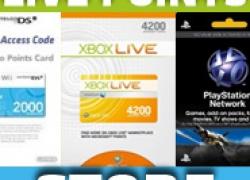 2100 Xbox 360 Live Points für ca. 18€ Günstig und schnell!