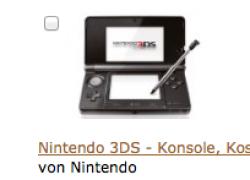 3DS: Nintendo 3DS Bundle mit Starfox 64 3D für nur 178€