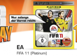 PS3: FIFA11 (Platinum) für nur 12,99€