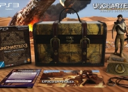 [Pre-Order] PS3: Uncharted 3: Drake's Deception – Explorer Edition für 149,99€