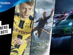 Mega Wochenend-Angebote im PSN Store – z.B. Battlefield 1 für 49,99 oder Titanfall 2 für 39,99€