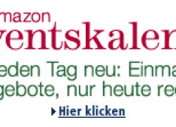 Amazon Adventskalender – Tag 17